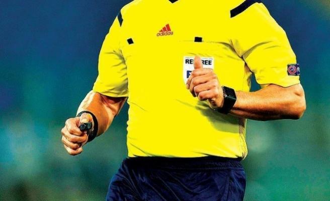 Spor Toto Süper Lig'in 24. hafta hakemleri belli oldu