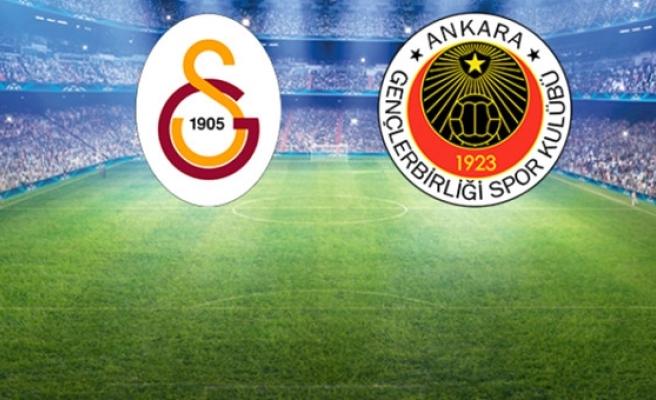 Galatasaray, yine son dakikada güldü