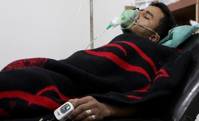 Suriye'de rejim güçleri klor gazla saldırdı: 12 ölü, 82 yaralı