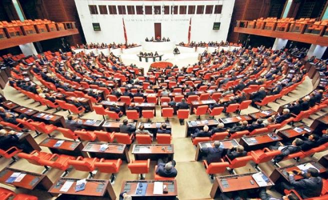 Meclis 15 Temmuz'a kadar çalışmalarına ara verdi