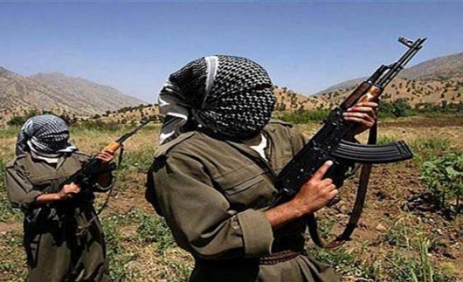 Tecavüzcü PKK'nın Kadınlar günü tiyatrosunda HAYIR çağrısı