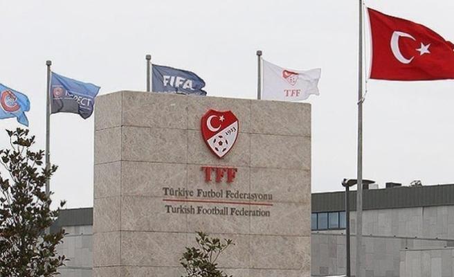 TFF, menajerlere yapılan ödemeleri duyurdu