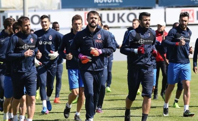 Trabzonspor'a Çaykur Rizespor maçı öncesi iyi haber