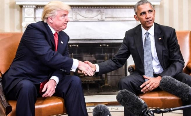 Trump'tan Çok Konuşulacak İddia: Obama Telefonlarımı Dinletti