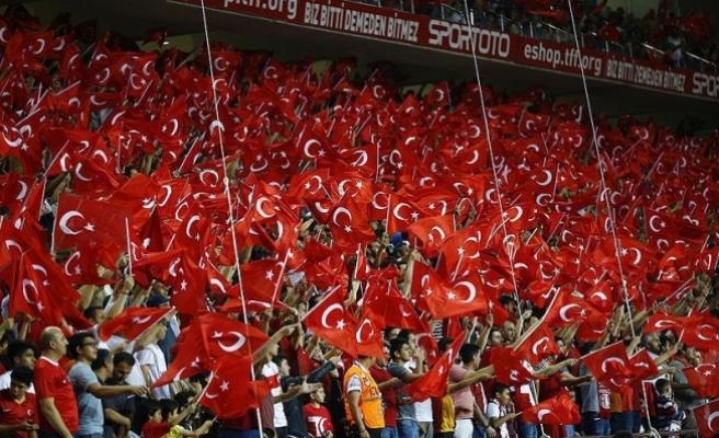 Türkiye'nin rakibi Moldova