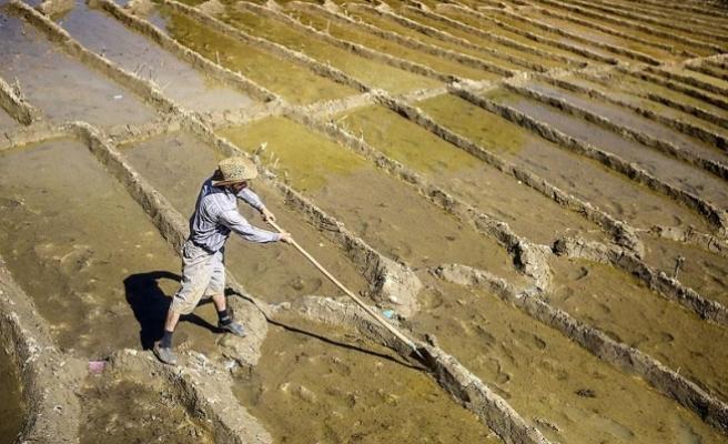 'Yer altı su kaynakları hızla tükeniyor'