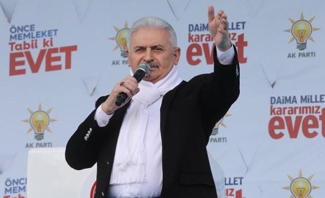 Yıldırım: Türkiye'de cumhurbaşkanlığı seçimleri kriz olmaktan çıkacak