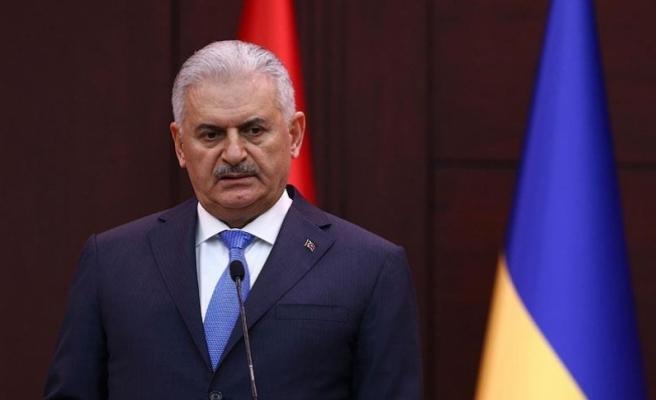Yıldırım: Türkiye, Kırım dahil Ukrayna'nın toprak bütünlüğünü destekliyor