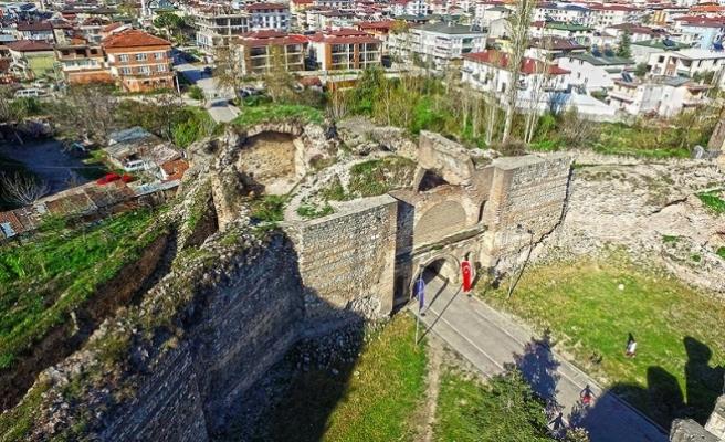 2 bin yıllık İznik surları restore edilecek