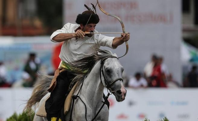 5 bin yıllık miras, atlı okçuluk