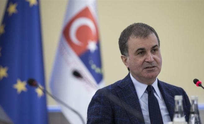 """Çelik'ten """"Srebrenitsa'nın acısı Türkiye'nin acısıdır"""" mesajı"""