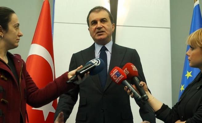 AB Bakanı ve Başmüzakereci Çelik: AKPM'nin Türkiye kararı tarihi bir hatadır