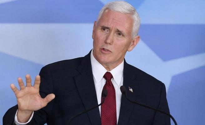 ABD Başkan Yardımcısı Pence: ABD'nin stratejik sabır dönemi sona ermiştir