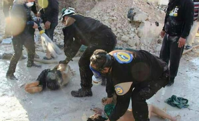 ABD kimyasal saldırı ile ilgili 271 Suriyeliyi yaptırım listesine aldı