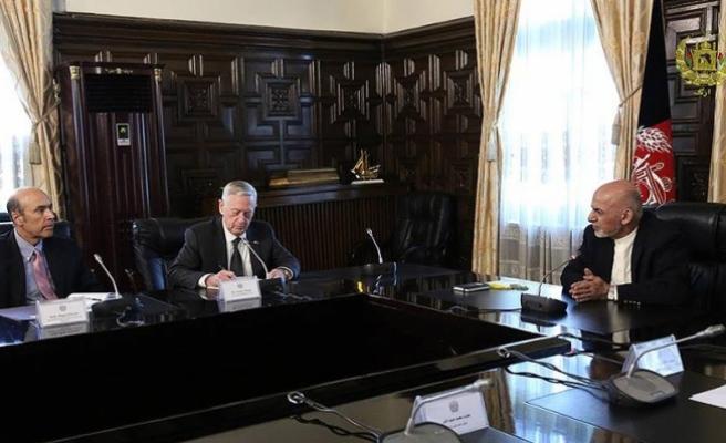 Afganistan Devlet Başkanı Gani: Afganistan'daki durum sadece iç savaştan ibaret değil