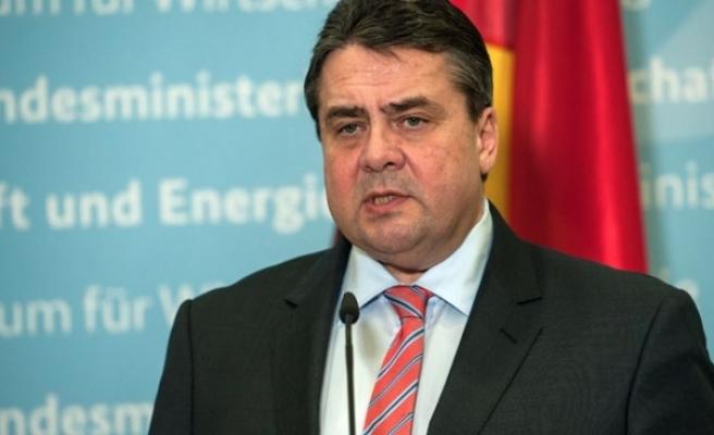 Almanya Dışişleri Bakanı Gabriel: Türkiye ile konuşacağımız konular bitmiyor