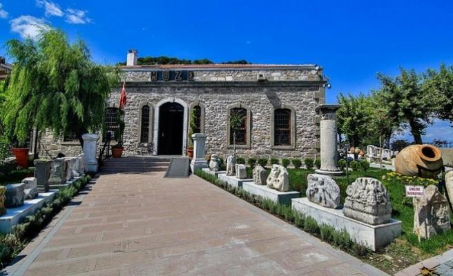 Amasra Müzesi medeniyetler tarihine ışık tutuyor