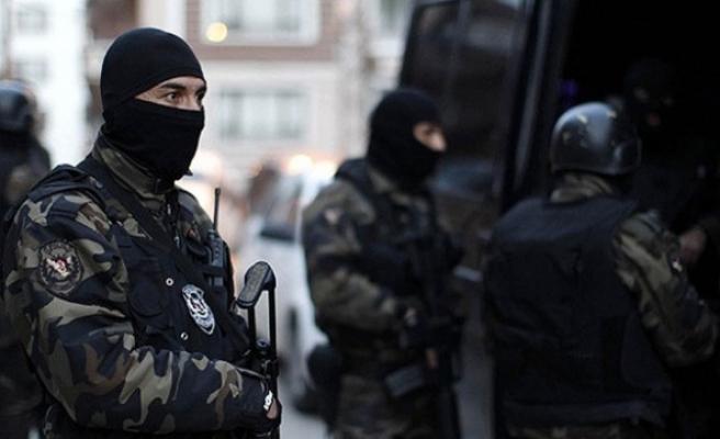 Aranan 414 şüpheli yakalandı
