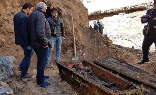 Ardahan'da mezarı bulunan General Rus ama Polonya asıllı çıktı