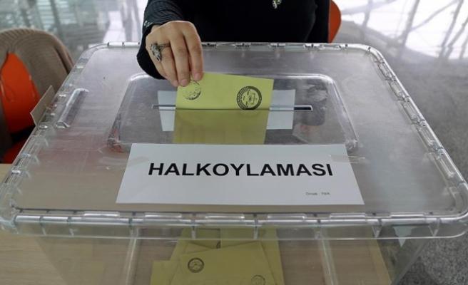 Avrupa'da oy vermede son iki gün