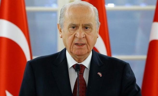 Bahçeli: AKPM kararı haksızdır, temelsizdir ve yok hükmündedir