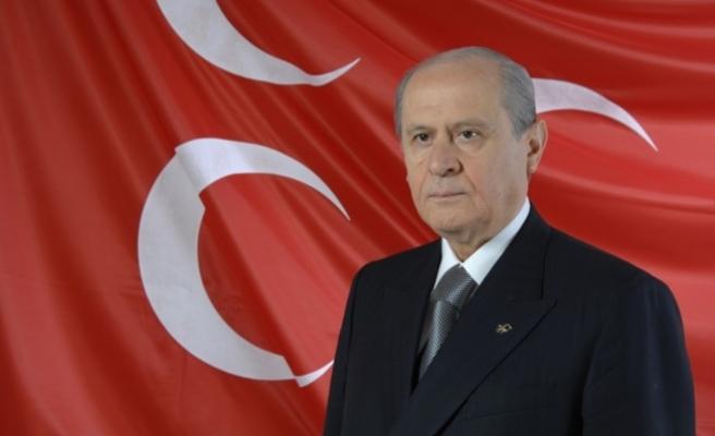 MHP Lideri Bahçeli'den İstanbul'daki parti teşkilatına talimat