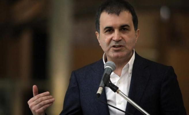Bakan Çelik: CHP'ye geçmiş olsun, Allah rahmet eylesin