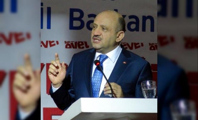 Bakan Işık: 'Evet' vermekle, CHP'deki değişimin önünü açacağız
