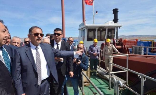 Bakan Özhaseki: Kılıçdaroğlu sanırım şaka olsun diye söyledi