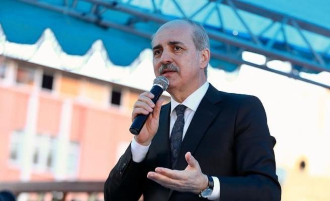 Başbakan Yardımcısı Kurtulmuş: Hayır cephesi zayıfladıkça Kılıçdaroğlu'nun da ayarı kaçıyor
