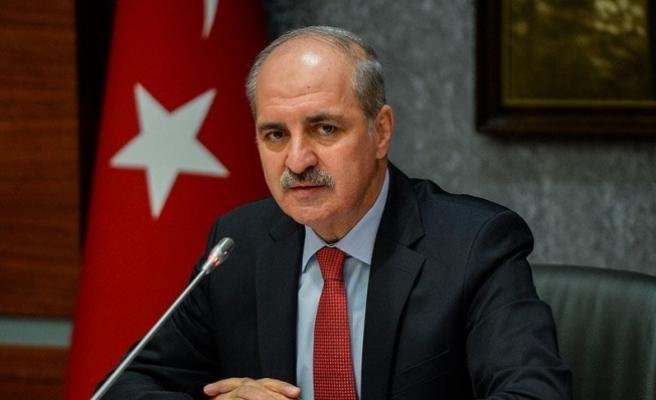 Başbakan Yardımcısı Kurtulmuş: Operasyonun barışa katkı sağlamasını umuyorum