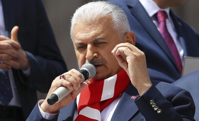 Başbakan Yıldırım: CHP'nin de hali pek parlak değil