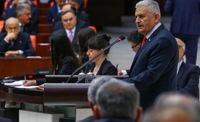 Başbakan Yıldırım: Görüyorum ki Kılıçdaroğlu hala 16 Nisan öncesinde