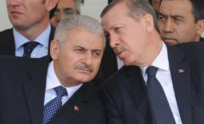 Başkent'te sürpriz Erdoğan-Yıldırım görüşmesi