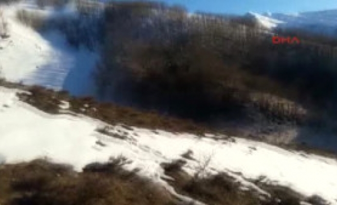 Bitlis'te PKK'ya Ait Sığınaklar Yerlebir Edildi