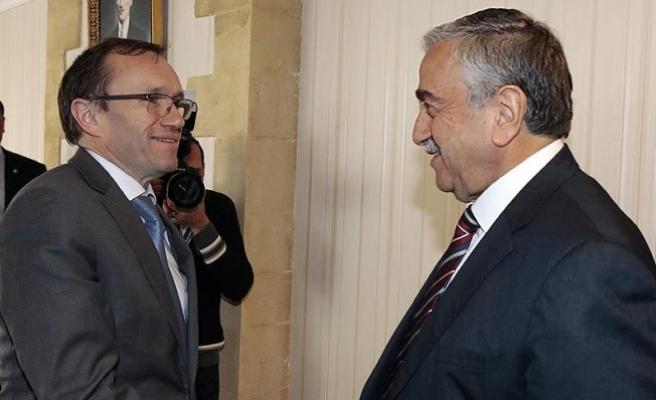 BM Genel Sekreteri'nin Kıbrıs Özel Danışmanı Eide: Kıbrıs müzakereleri yarın yeniden başlıyor