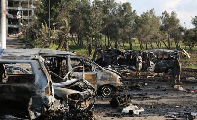 BMGK, Suriye'de tahliye konvoyuna düzenlenen saldırıyı kınadı