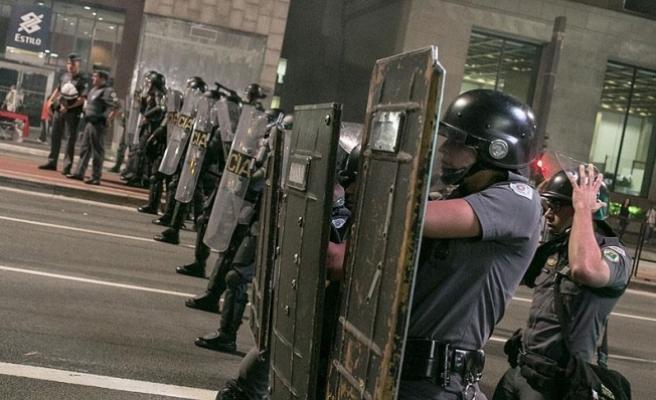 Brezilya'da polislere grev yasağı