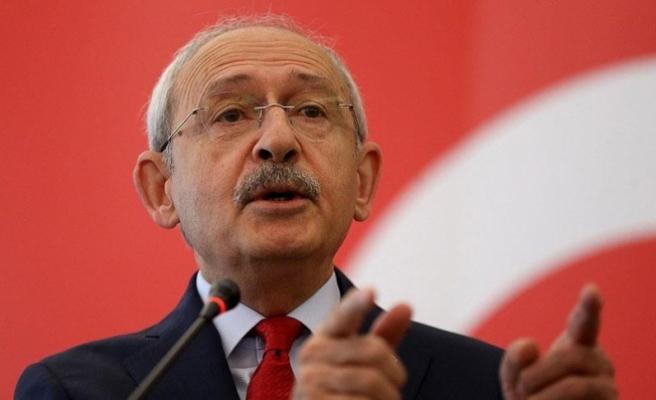 CHP Genel Başkan Kılıçdaroğlu: Hiçbir yabancı gelip burada yatırım yapmaz