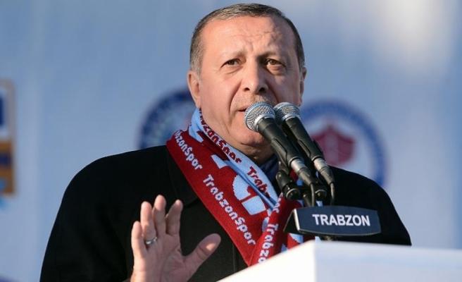Cumhurbaşkanı Erdoğan: 16 Nisan, şehit katilleri için fermanın yazılacağı gündür