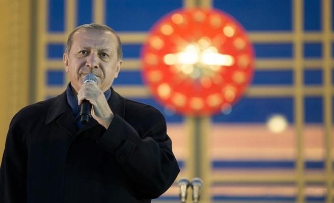 Cumhurbaşkanı Erdoğan'dan AGİT'e uyarı: Önce haddinizi bilin