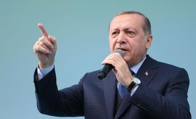 Cumhurbaşkanı Erdoğan: Ey katil Esed sen bunların ahından nasıl kurtulacaksın