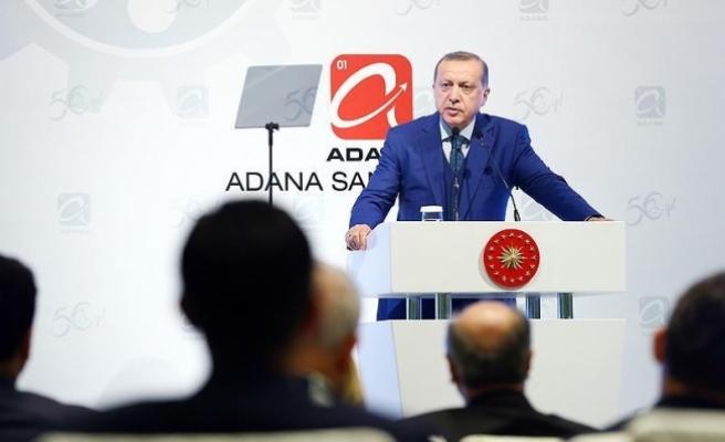 Cumhurbaşkanı Erdoğan: Katil Esed'in attığı adım ilk cevabını buldu
