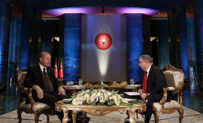 Cumhurbaşkanı Erdoğan: Kerkük tarihi itibarıyla bir Türkmen şehridir
