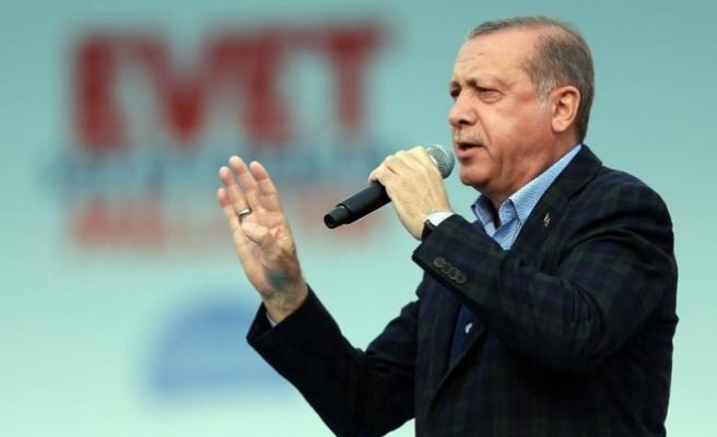 Cumhurbaşkanı Erdoğan: Tüm liderlerin özlemi olan bir değişimi hayata geçiriyoruz