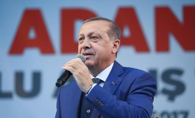 Cumhurbaşkanı Erdoğan: Türkiye kendi güvenliğini sağlayacak imkanlara sahiptir