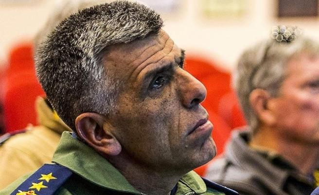 Darbe şüphelisi tümgeneral ABD'yi 9 kez aramış
