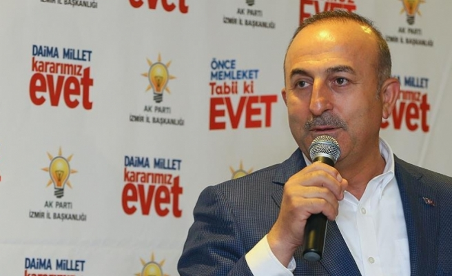 Bakan Çavuşoğlu, STK temsilcileriyle bir araya geldi