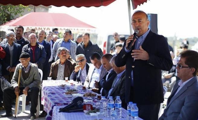 Dışişleri Bakanı Çavuşoğlu: Türk dünyası ile gücümüzü birleştiriyoruz