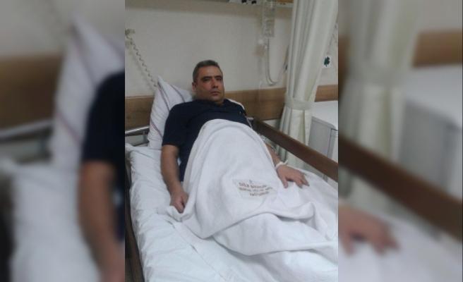 Doktora tekmeye 11 ay 20 gün hapis ve 3 bin lira para cezası